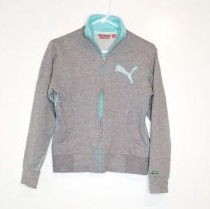Puma Zip up Sweatshirt